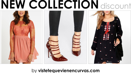 NEW COLLECTION · Rebajas de Otoño