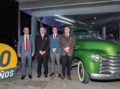 Chevrolet celebra años país