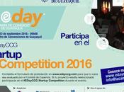 #eDayCCG Startup Competition 2016: convocatoria abierta para emprendimientos ecuatorianos.