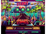 """""""Hacemos este juego nosotros mismos"""". Entrevistamos equipo desarrollo 80's Overdrive, futuro"""