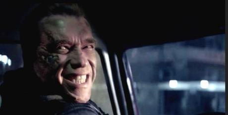 Terminator sonriendo