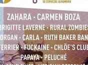 She's Fest 2016: Carmen Boza, Zahara, Rural Zombies, Moonflower...