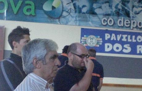 Admirable Secundino Basalo, punto final