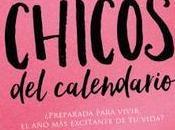 chicos calendario. Enero, Candela Ríos