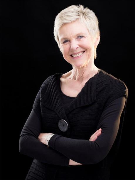 La autora, Mary Chamberlain
