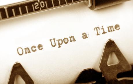 Once upon a time máquina de escribir