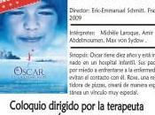 Cineforum coloquio sobre menores desamparo
