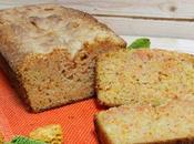Bizcocho zanahoria limón gluten