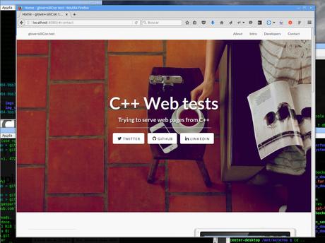 Crea tus propias webs dinámicas en C++ de forma fácil y usando plantillas para no compilar a cada cambio