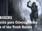 Unboxing Edición para Coleccionistas Rise Tomb Raider