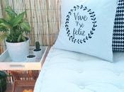 """balcón encanto Sonia """"Vive feliz"""""""