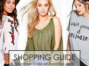 SHOPPING GUIDE Compras Boohoo.com