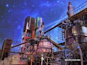 metalurgia mercurio Almadén: desde hornos aludeles Pacific