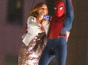 Spidey entra acción estas fotos 'Spider-Man: Homecoming'