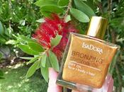Cómo broncear piernas disimular venas varices): Bronzing shimmer Isadora