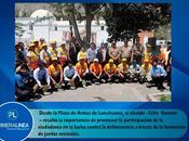 Policía, municipio pueblo unidos contra delincuencia…