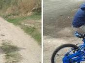 Miércoles Mudo: Aprendiendo montar bici mayor
