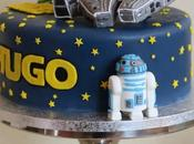 Tarta star wars.