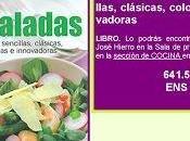 Biblioteca recomienda: Ensaladas