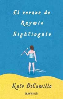 El verano de Raymie Nightingale de Kate DiCamillo