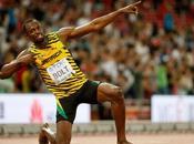 Futbolista español Héctor Bellerín reta Usain Bolt carrera