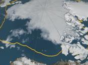 Evolución capa hielo Ártico (Vídeo NASA)