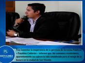 Acreditan informalidad inoperancia gerencia servicios públicos mpc…
