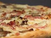 Masa Pizza. Pizza Carbonara facil