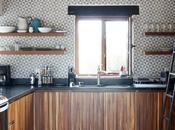 Renovación cocina estilo rústico industrial