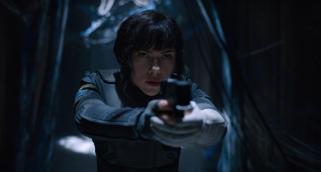 Ghost in the Shell: Primer Vistazo de Scarlett Johansson [Teasers Trailers]