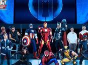 Marvel Universe LIVE! Super Héroes Acción #sorteo