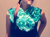 #outfit vestido negro buen collar Cloti García bastan para impresionar