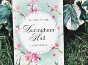 Reseña Daringham Hall Herencia Kathryn Taylor