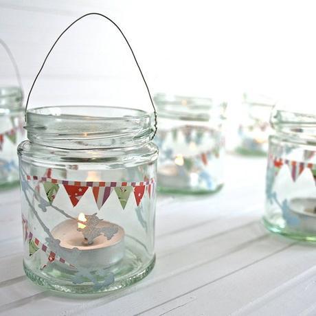 7 ideas increíbles para reciclar y decorar tus frascos   paperblog
