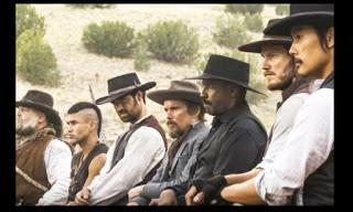 LOS SIETE MAGNÍFICOS (The Magnificent Seven)