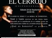 """Cerrojo""""Adaptación libre texto llave"""" Humberto Constantini"""