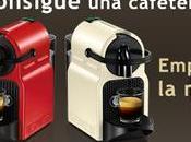 Gana cafetera Nespresso Gratis
