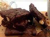 Brownie avellanas toffee