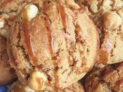 Cookies avellanas toffe