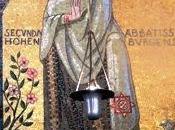 Santa Eugenia, abadesa.