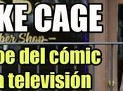 Luke Cage, héroe cómic televisión