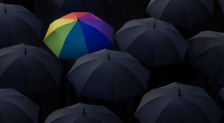 Paraguas personalizados para otoño