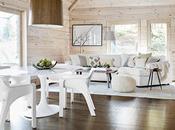 blanco madera para estilo nórdico slow