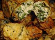 Buñuelos Algas receta