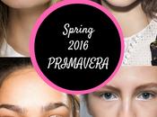 Maquillaje para Primavera Flores! Sol! Diversión!