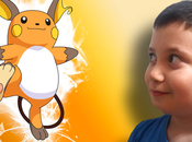 Evolucionando Picachu Pokemon