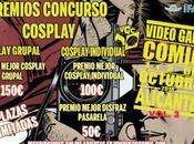 Video Game Comic Alicante