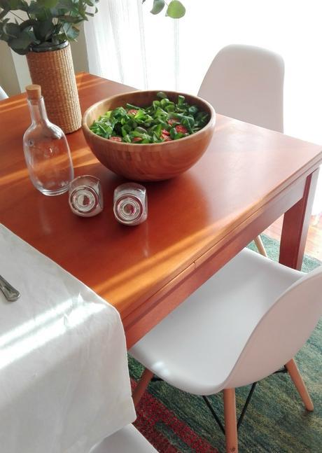 Antes y despu s de mi comedor con sillas nuevas paperblog for Sillas comedor nuevas
