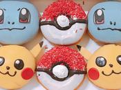 venden dónuts Pokémon Corea Sur, ¡qué pinta!