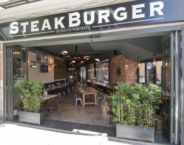 Steakburger lanza la Quinoa Burger